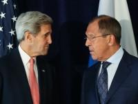 Лавров и Кери се срещат днес във Виена, за да обсъдят ситуацията в Сирия