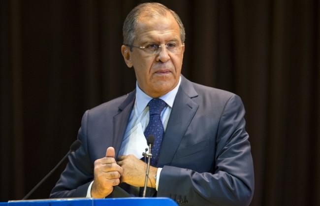 Лавров: Русия не планира да разпространява ударите по терористите в Ирак