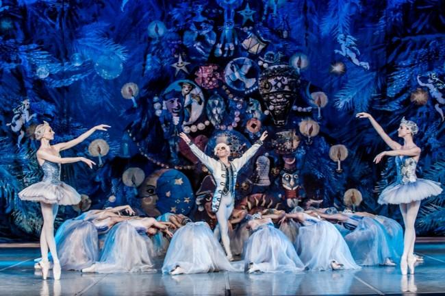 Московският театър за класически балет за първи път с турне в България