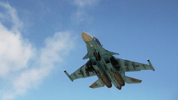 МО на РФ публикува видео на унищожаване на подземен бункер на ИД в Сирия