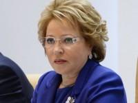 Матвиенко: Русия ще разгледа молбата на Ирак за въздушни удари на ВКС, ако такава постъпи