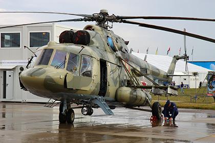 Индия ще купи още 48 руски хеликоптера Ми-17В-5