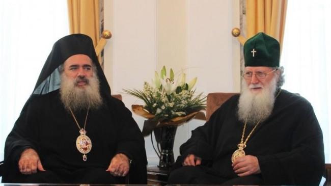 """В """"Св. Александър Невски"""" се отслужи молитва за мир в Близкия изток и Палестина"""