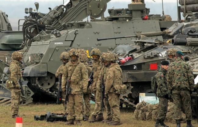 НАТО започна най-мащабните за последните 13 години стратегически полеви учения