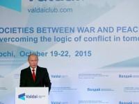 Путин: Не бива да се делят терористите на умерени и неумерени