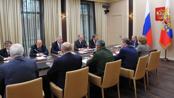 Путин възложи задачата да се попълнят запасите от средства за защита на населението от ядрени заплахи