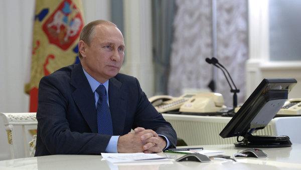"""Путин даде старт на строителството на газопровод за """"Северен поток-2"""""""