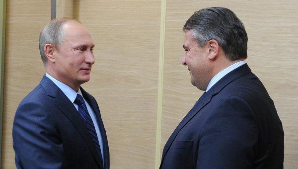 Stratfor: Германия преосмисля отношенията си с Русия