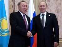 Путин ще обсъди с Назарбаев двустранните отношения и световните проблеми