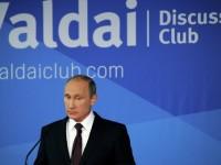 """Путин ще участва в работата на дискусионния клуб """"Валдай"""""""
