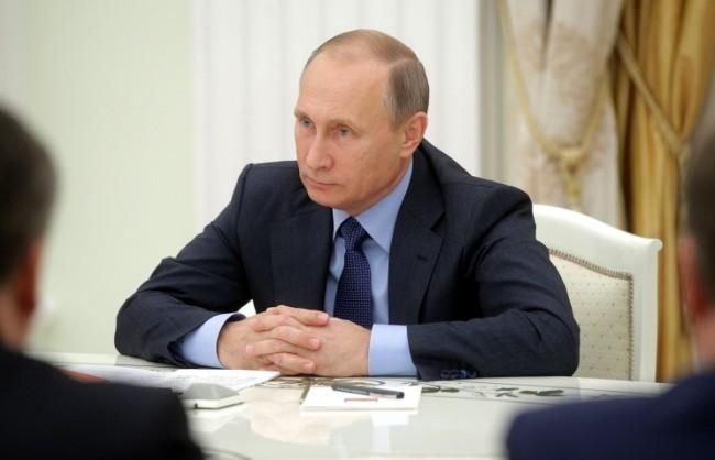 Путин: Нито една държава не може да се бори ефективно срещу тероризма сама