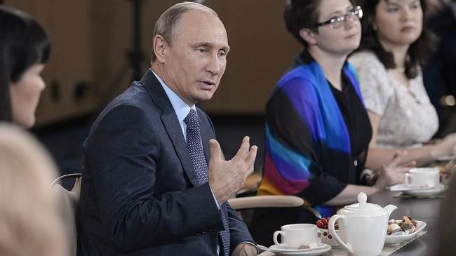 Владимир Путин: Любовта към родината трябва да стане нравствен ориентир
