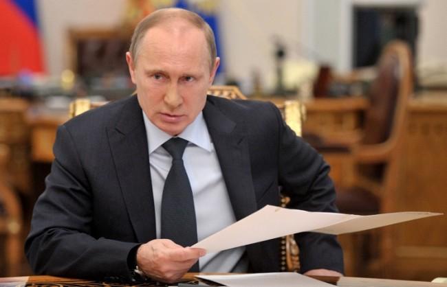 На среща на върха в Казахстан Путин ще информира колегите си в ОНД за хода на операцията на РФ в Сирия