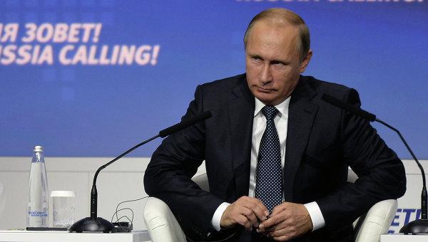 """Путин: """"Северен поток 2"""" е насочен към осигуряването на газ за Европа"""