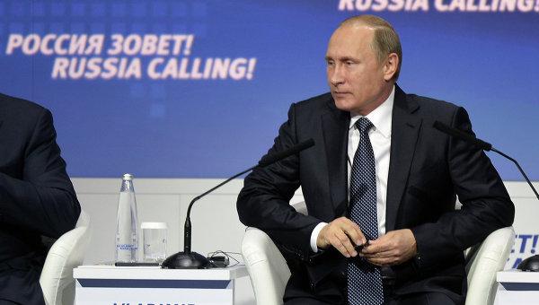 Путин: Пикът на кризата в руската икономика е преминал