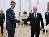 Рябков: Реакцията на Белия дом на визитата на Асад в Москва предизвиква съжаление