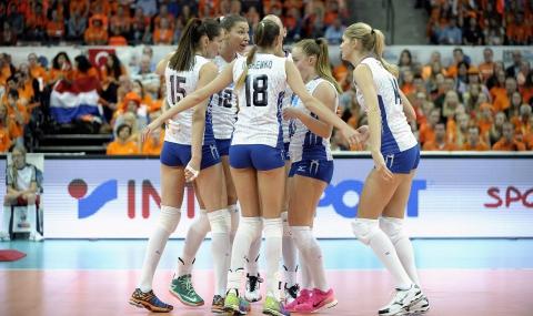 Русия триумфира с титлата на европейското първенство по волейбол