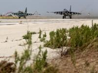 Руската авиация в Сирия: Точни удари по целите