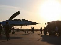 Руско-сръбските екипажи на МиГ-29 проведоха първите си съвместни полети на ученията край Астрахан