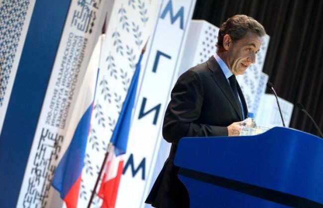 Саркози: Съдбата на Русия е да бъде велика държава