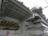 """Северния флот на РФ опроверга изпращането на самолетоносача """"Адмирал Кузнецов"""" в Сирия"""