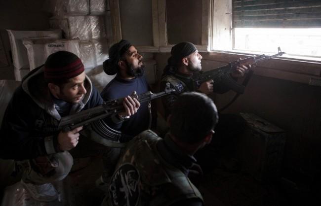 Лавров нарече фантомна структурата на Сирийската свободна армия