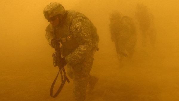ND: С АК-47 лесно се надвива американски войник в огневи бой