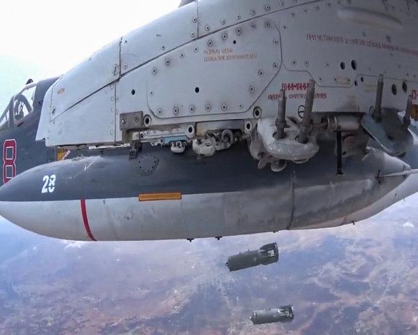 МО на РФ: Терористите в Сирия отстъпват, Русия увеличи интензивността на въздушното разузнаване