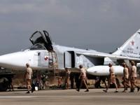 МО на Русия: Терористите от ИД се крият от руските въздушни удари в джамиите