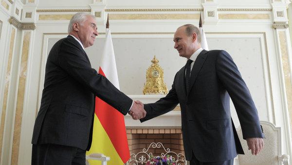 Южна Осетия иска да инициира референдум за влизане в състава на Русия