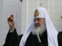 Патриарх Кирил: Военната операция на Русия в Близкия изток може да предотврати голяма война