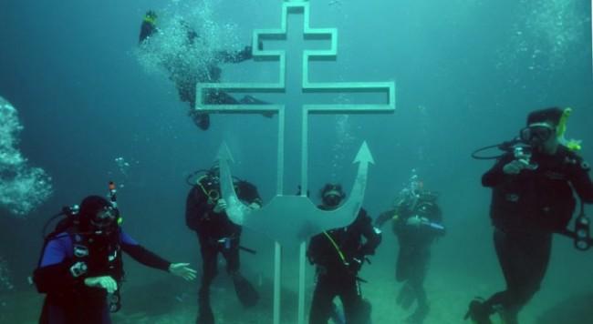 Руснаци правят подводна църква в Черно море