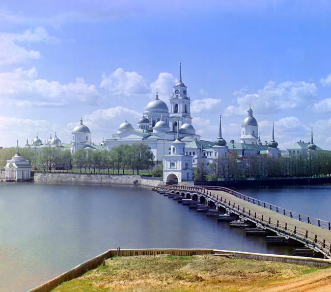 25 свещени места в Русия
