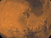 Някога Марс е бил благоприятен за примитивен живот