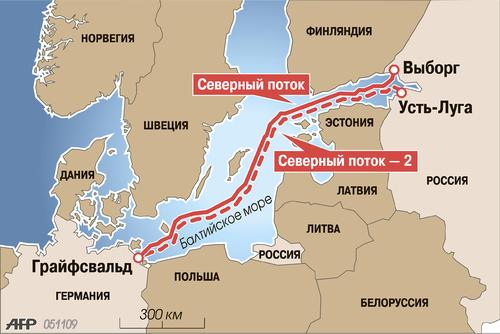 """Вицеканцлерът и министър на икономиката на Германия нарече """"Северен поток-2"""" много интересен проект"""