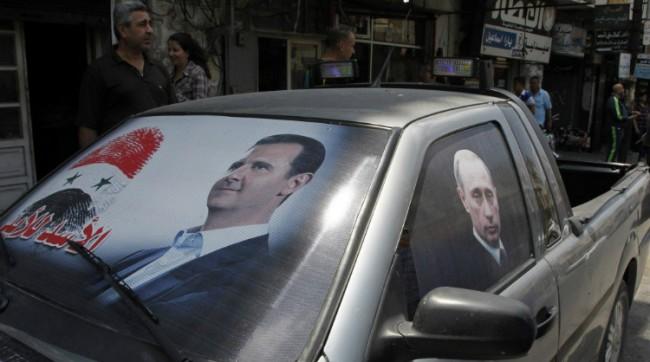 В Сирия и Ирак хората са благодарни на руския президент