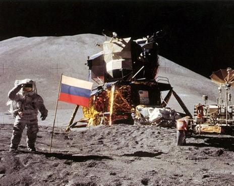 Стана известно кога руските космонавти ще кацнат на Луната