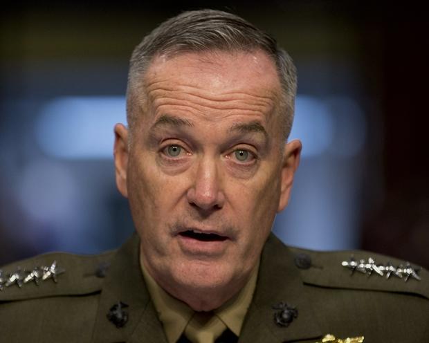 Генерал Дънфорд пристига в Ирак