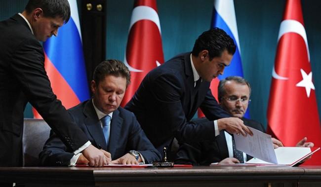 """Турция поиска през съда отстъпка от """"Газпром"""""""
