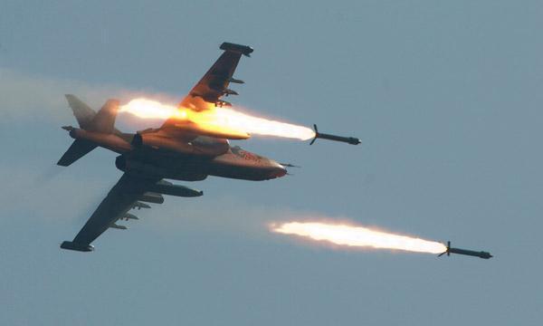 Русия е извършила удари в южната сирийска провинция