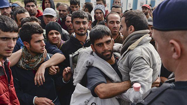 Германия ще върне към балканите хиляди бежанци