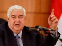 Ръководството на Сирия напълно се доверява на позицията на Русия