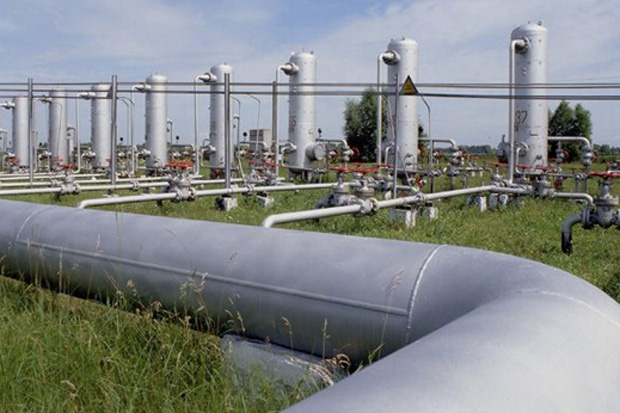 В момента в газовото хранилище в Чирен има 430 млн. куб. метра газ