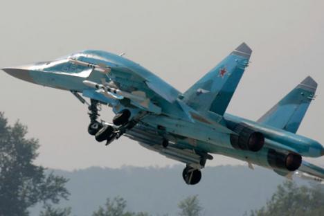 Стойността на самолета възлиза на 30 до 50 милиона долара в зависимост от бойното му окомплектоване. Снимка: Reuters.