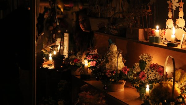 Близо 1,6 млн. души останаха без ток в Крим и Севастопол