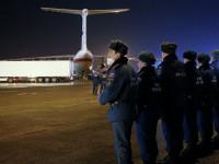 Вторият самолет с тела на загинали в катастрофата в Египет кацна в Пулково
