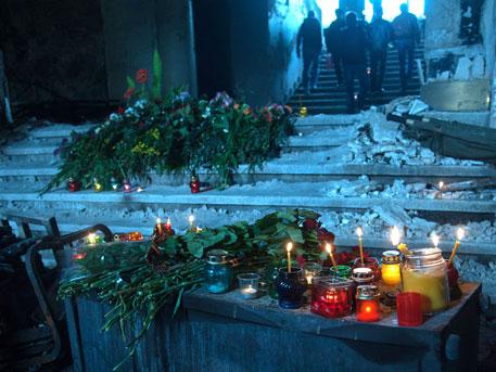 Съветът на Европа обвини украинската полиция в съучастие за трагедията в Дома на профсъюзите