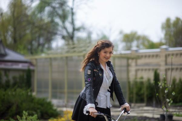 Дъщерята на Порошенко се снимала в руски сериал