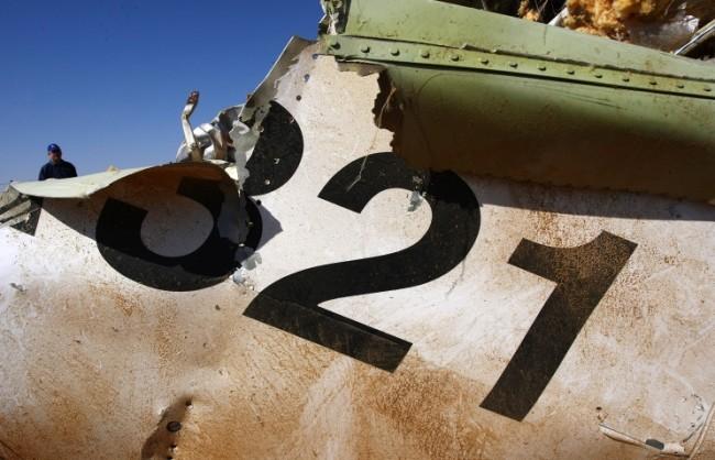 Терористичен акт е сред версиите за катастрофата на А321 в Египет