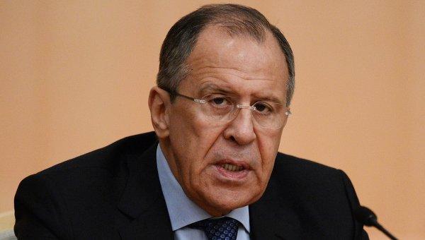 Лавров нарече опасна игра избирателните удари на САЩ срещу терористите в Сирия